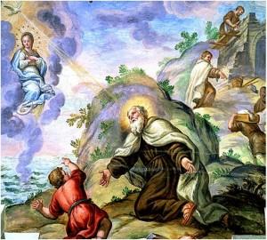 Santo+Elias,+Profeta+e+Pai+dos+Carmelitas+(visão+da+Virgem+na+nuvem)