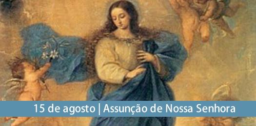 Resultado de imagem para Nossa Senhora da Ascensão