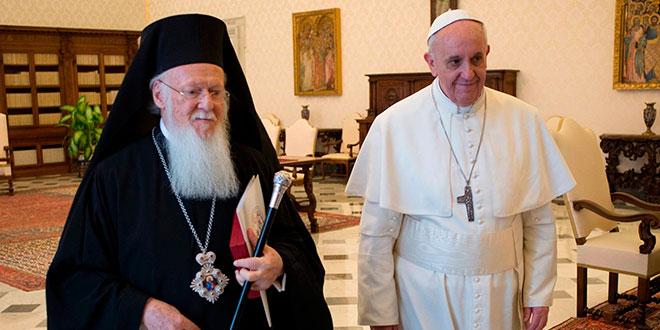 papa-francisco-patriarca-bartolomeu